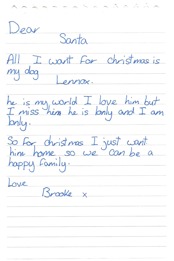 Doc736952 Christmas Wish List Form 17 Best ideas about – Santa Wish List Online